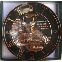Plato Reloj Coquimbo