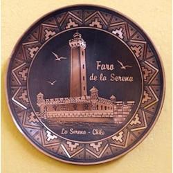 Plato Faro La Serena