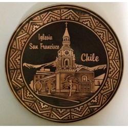 Plato Iglesia San Francisco