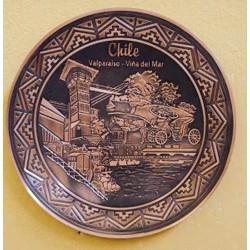 Plato Trío Viña Valparaíso