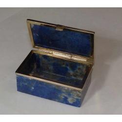Caja de Alpaca Lapislázuli 2