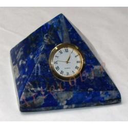 Reloj lapislázuli Pirámide