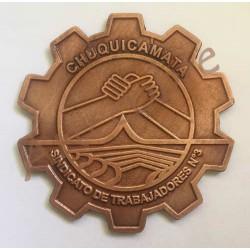 Medallón Chiquicamata