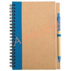 Cuaderno ecológico Colores