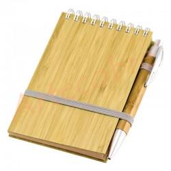 Libreta ecológica Tapa bamboo